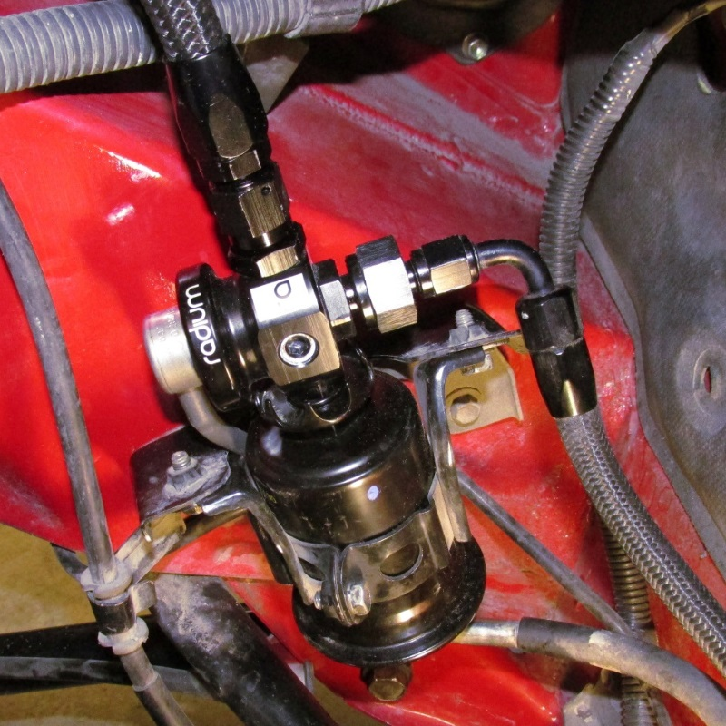 Fuel Filter to Fuel Pressure Regulator Adapter Fitting - MR2 Owners