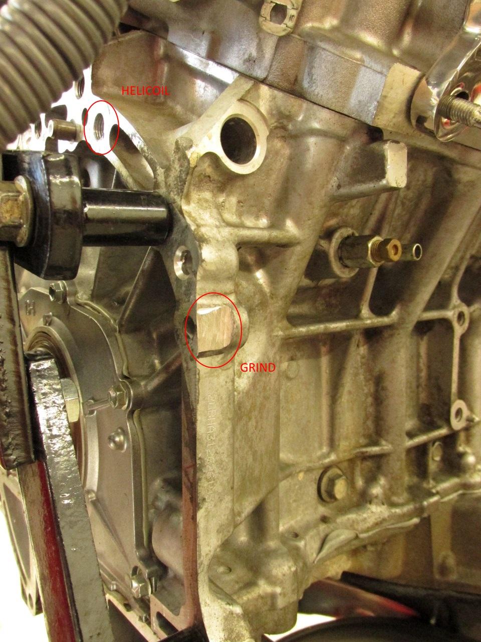 Wilhelm Raceworks, LLC - 2GR-FE V6 Swap