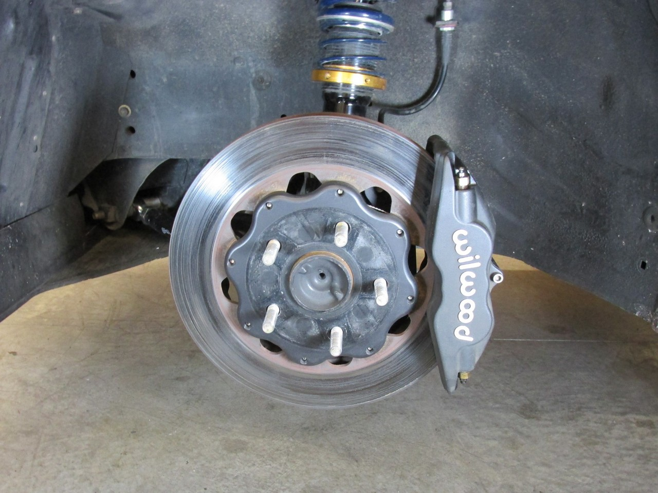 New big brake kit coming soon! Light weight & affordable