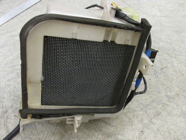 Foam filter in A/C evaporator housing