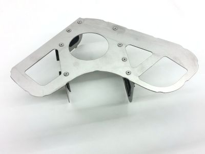Wilhelm Raceworks Oil Pan Baffle for 2GR-FE