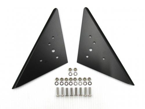 Wilhelm Raceworks Mounting Kit for APR Mirrors