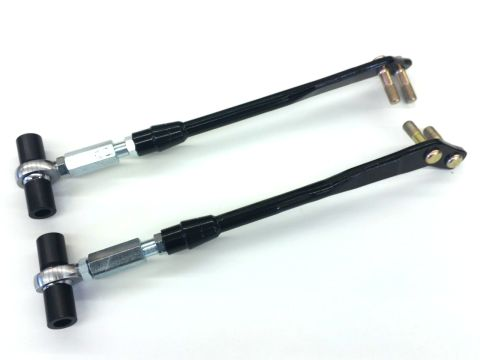 Wilhelm Raceworks Adjustable Front Strut Rods
