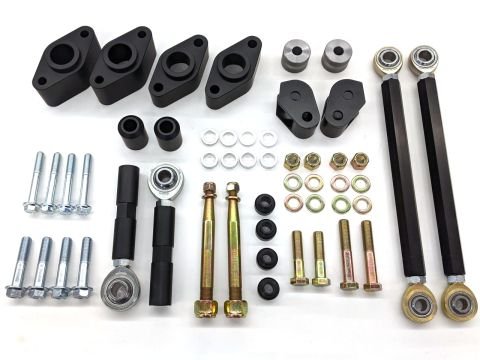 Wilhelm Raceworks suspension geometry kit