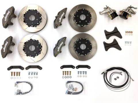 Wilhelm Raceworks brake kit for Toyota MR2